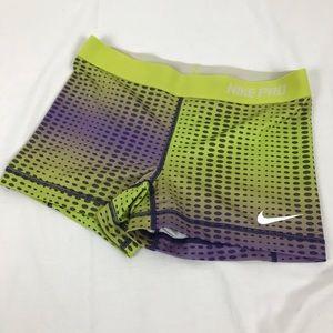 Nike Pro Dri Fit Workout Shorts Size M